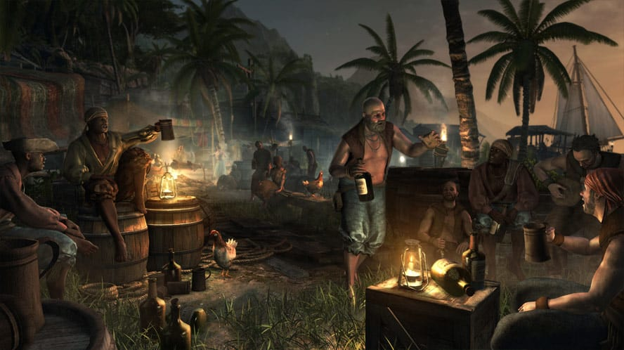 Assassin' s Creed IV: Black Flag Screenshot 10