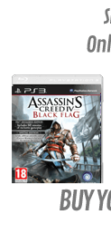 Assassin's Creed IV: Black Flag Exclusive Special Edition (PS3)