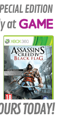 Assassin's Creed IV: Black Flag Exclusive Special Edition (Xbox 360)