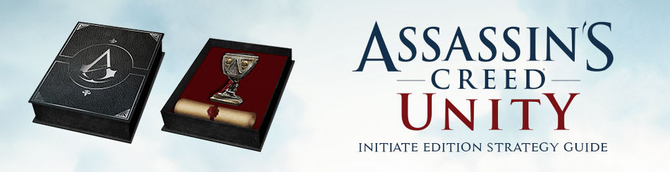 Assassin's Creed Unity - Initiate Edition Strategy Guide