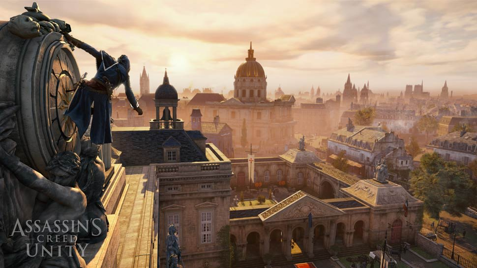 Assassin's Creed: Unity Screenshot 01