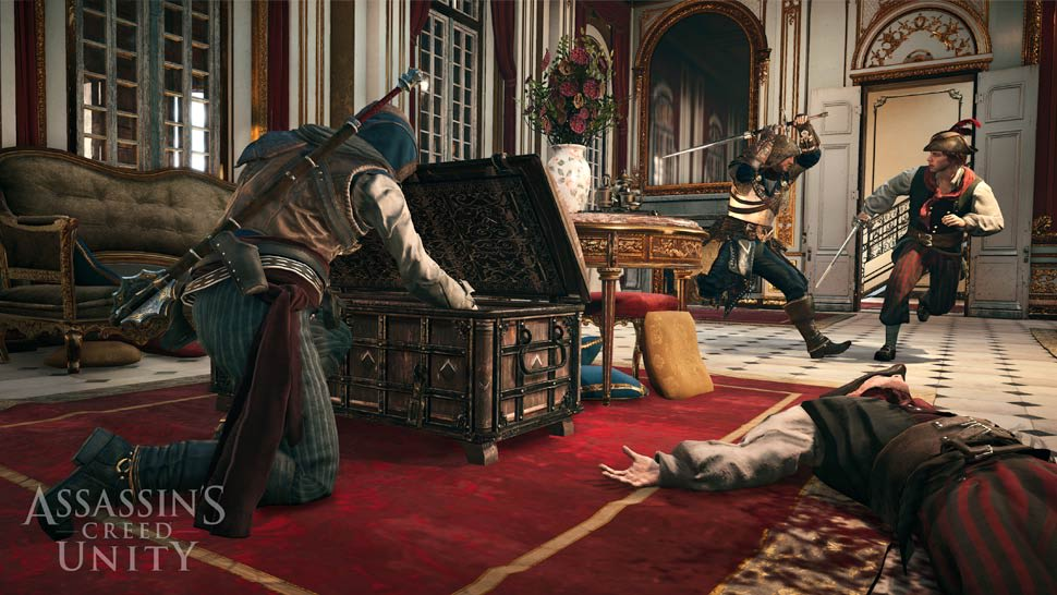 Assassin's Creed: Unity Screenshot 03