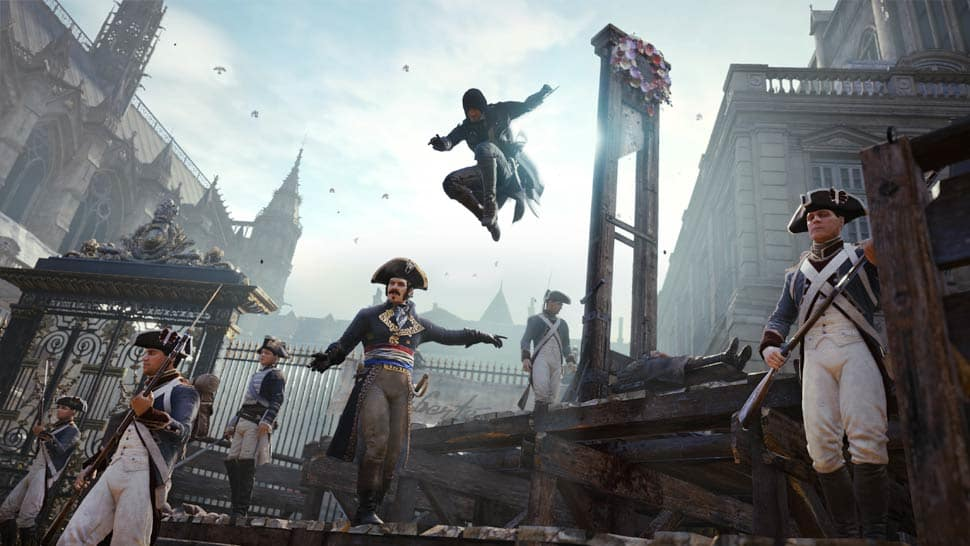Assassin's Creed: Unity Screenshot 10