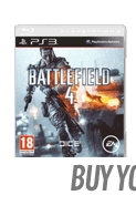Battlefield 4 GAME Exclusive Deluxe Edition (PS3)
