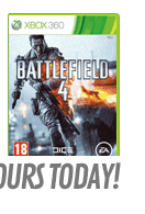 Battlefield 4 GAME Exclusive Deluxe Edition (Xbox 360)