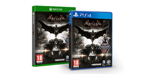 Batman: Arkham Knight Standard Edition