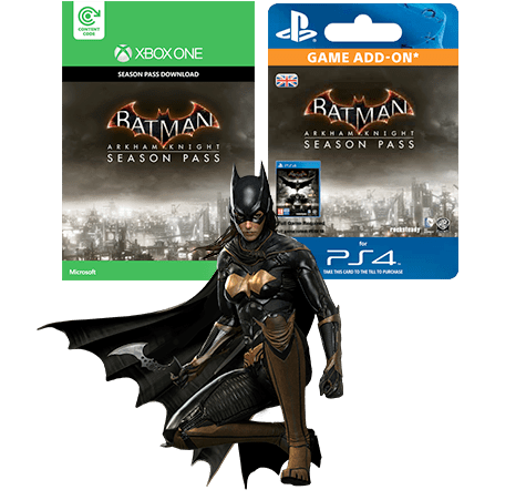 Batman: Arkham Knight Season Pass Batgirl