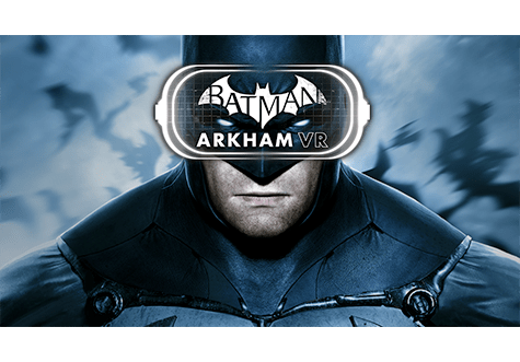 Batman: Arkham Knight Batman VR