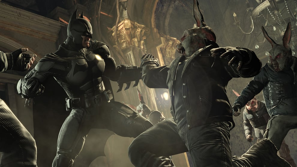 Batman Arkham Origins Screenshot 01