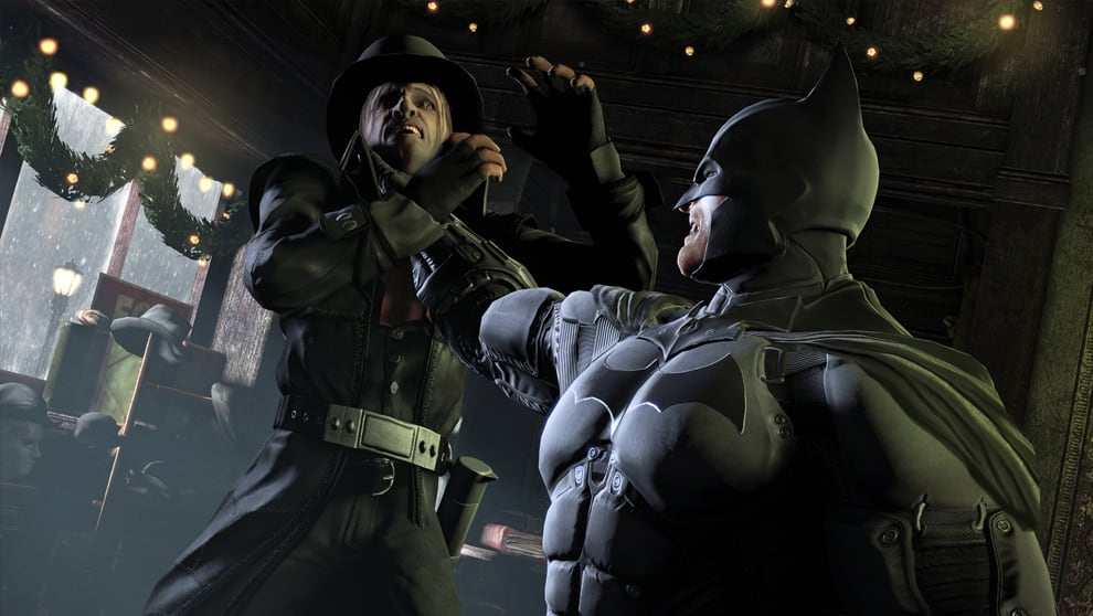 Batman Arkham Origins Screenshot 06