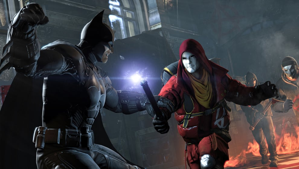 Batman Arkham Origins Screenshot 07