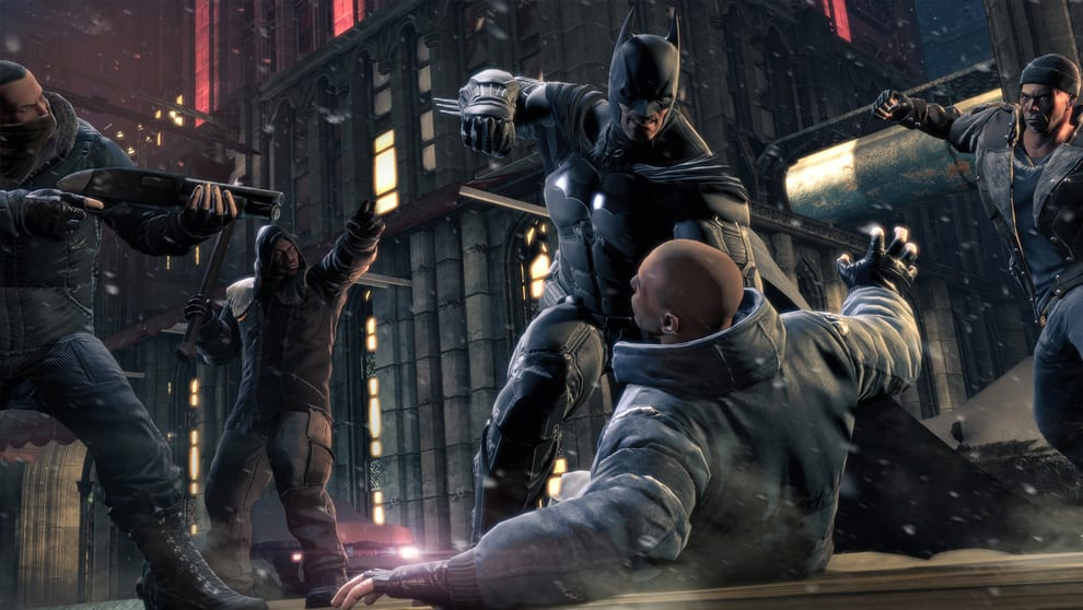 Batman Arkham Origins Screenshot 08