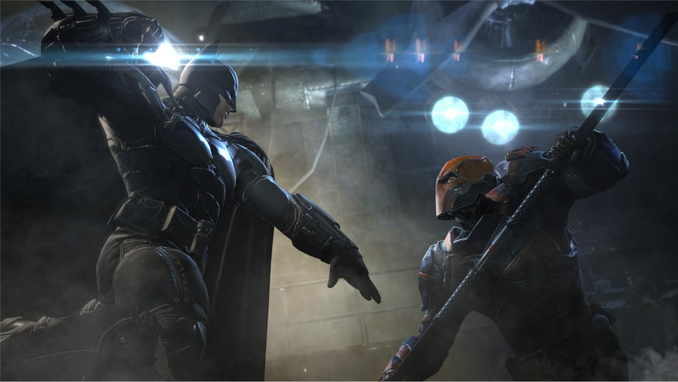 Batman Arkham Origins Screenshot 10