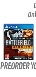 Battlefield: Hardline Deluxe Edition (PS4)