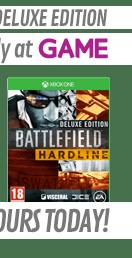 Battlefield: Hardline Deluxe Edition (Xbox One)