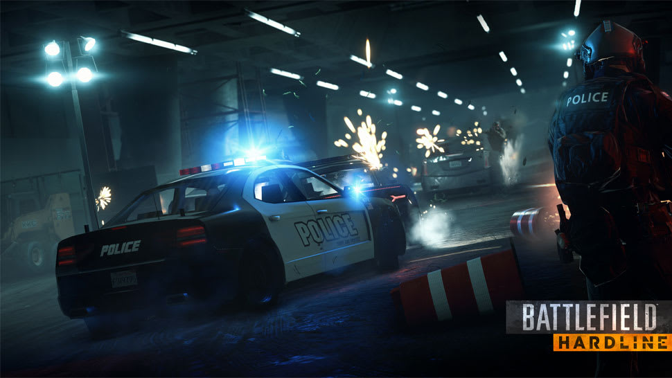 Battlefield Hardline Screenshot 01
