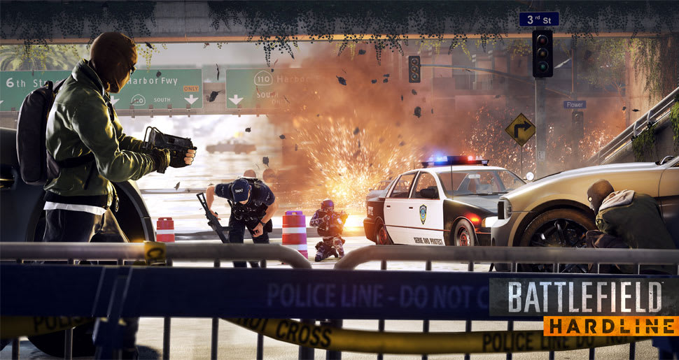 Battlefield Hardline Screenshot 02