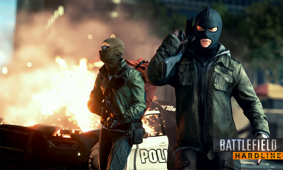 Battlefield Hardline Screenshot 03