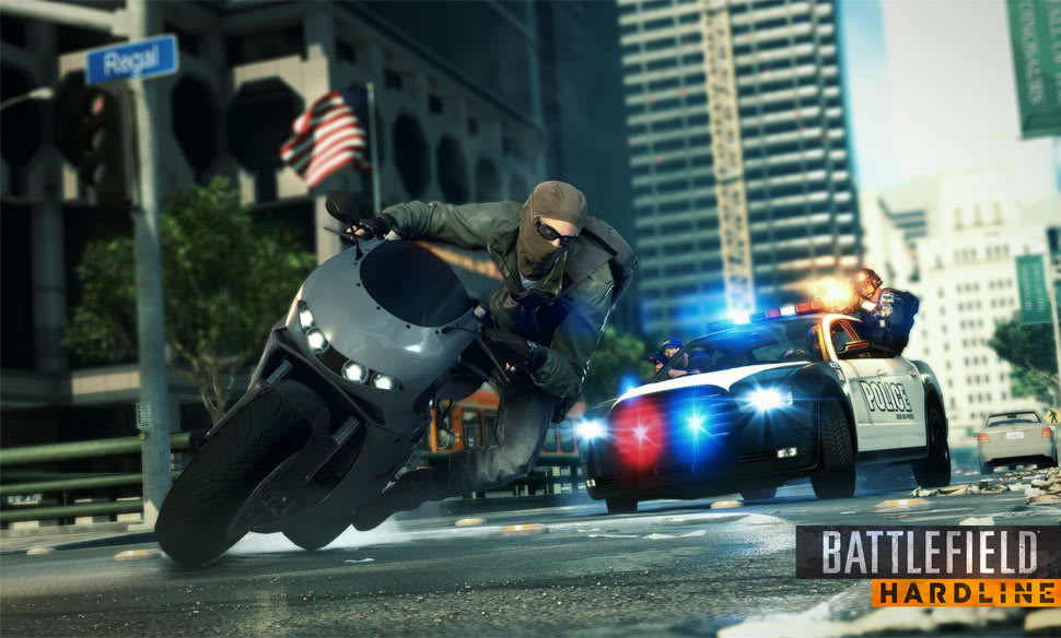 Battlefield Hardline Screenshot 05