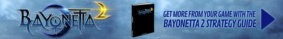 Bayonetta 2 Strategy Guide