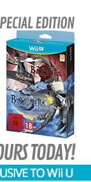 Bayonetta 2 Limited Edition Only at GAME