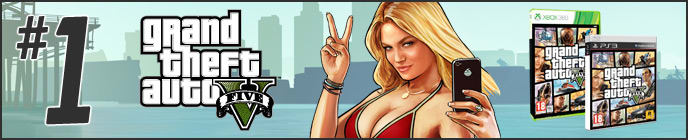 Number One - Grand Theft Auto V