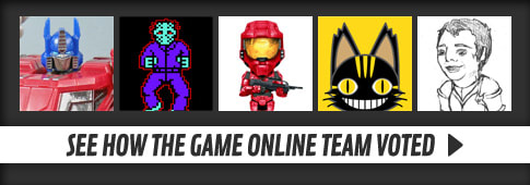 See How The GAME Online Team Voted!