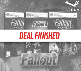 Fallout Games - Deal now finished