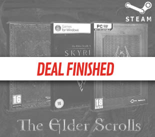 The Elder Scrolls - Deal now finished