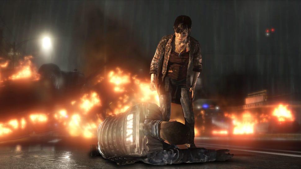 Beyond: Two Souls Screenshot 01