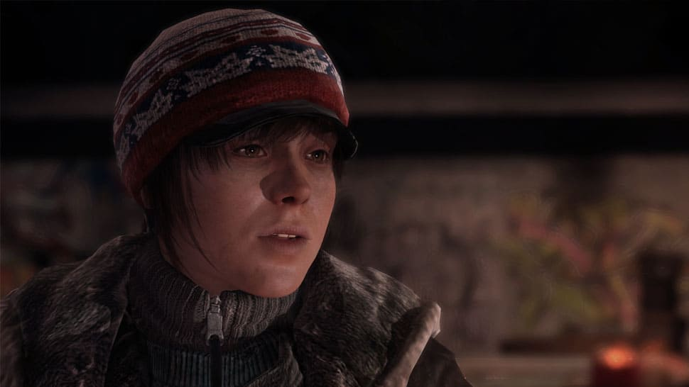 Beyond: Two Souls Screenshot 02