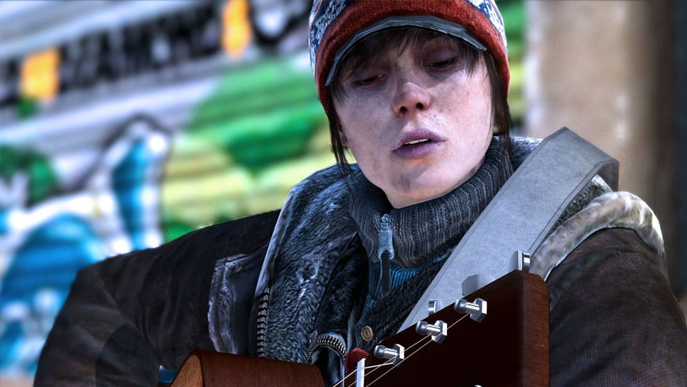 Beyond: Two Souls Screenshot 04