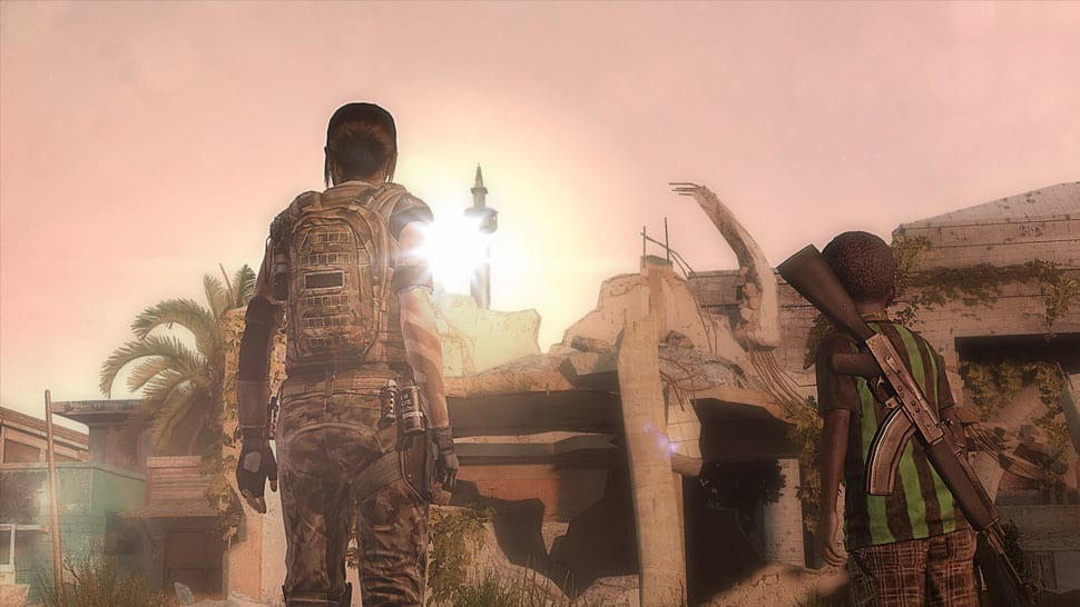Beyond: Two Souls Screenshot 08