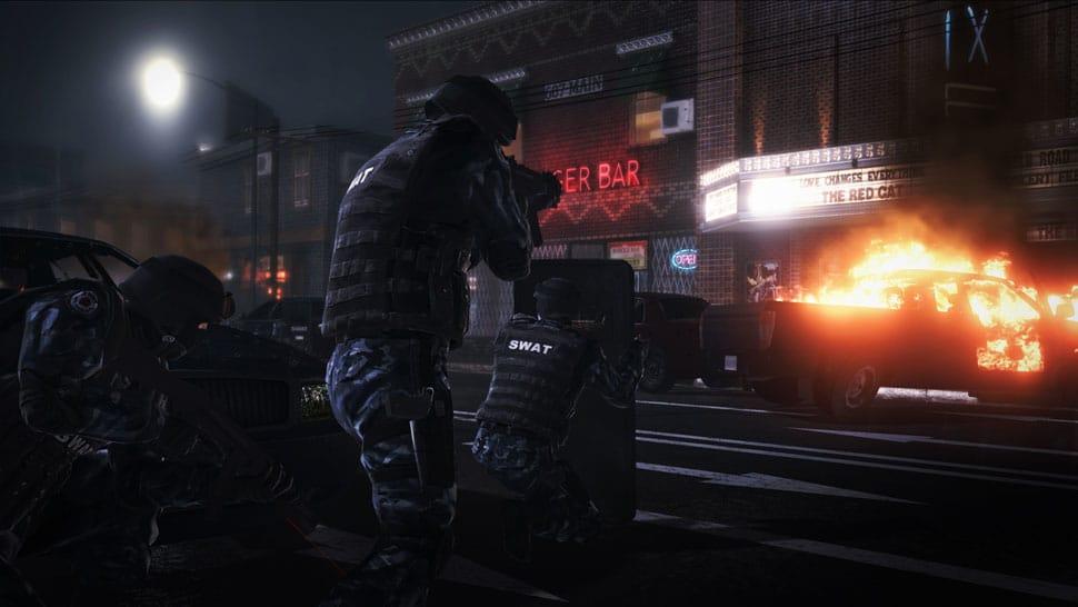 Beyond: Two Souls Screenshot 09