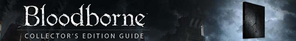 Bloodborne Strategy Guide