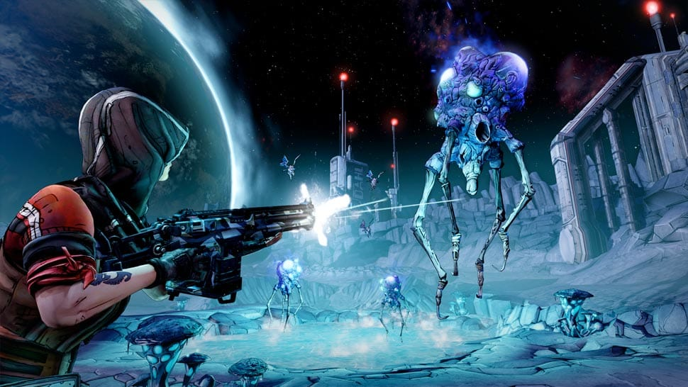 Borderlands: The Pre-Sequel Screenshot 01