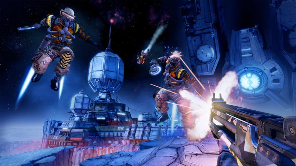 Borderlands: The Pre-Sequel Screenshot 02