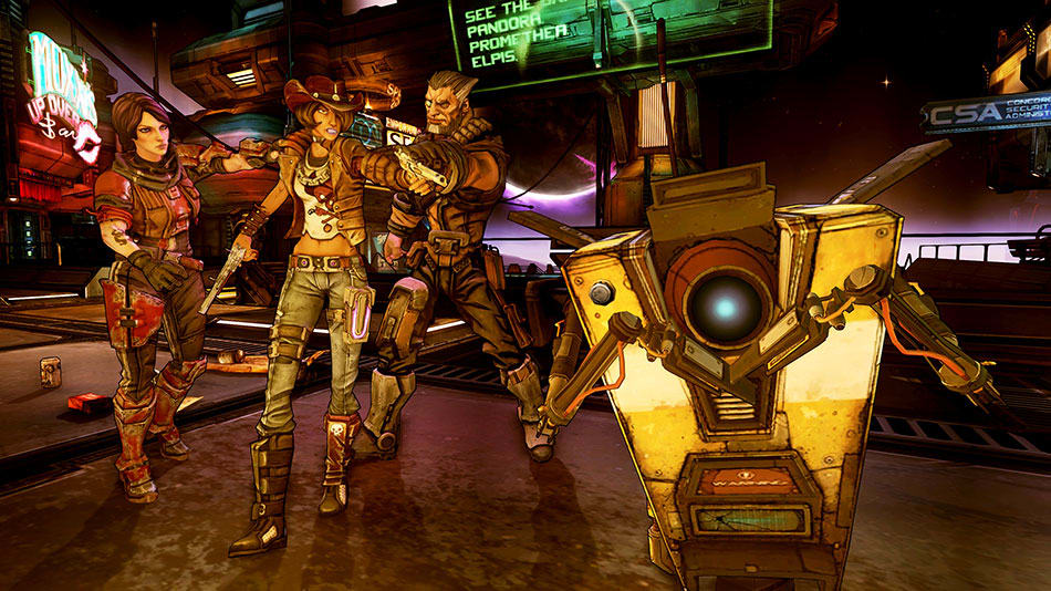 Borderlands: The Pre-Sequel Screenshot 07