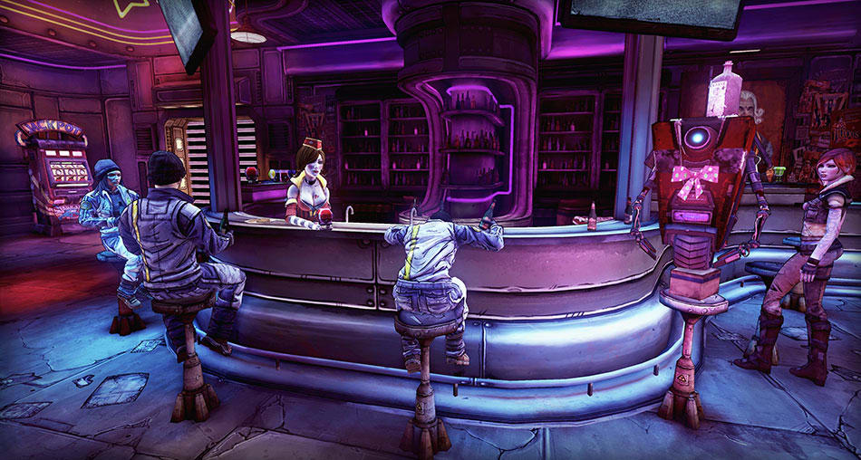 Borderlands: The Pre-Sequel Screenshot 08