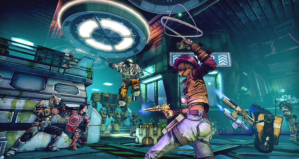 Borderlands: The Pre-Sequel Screenshot 09