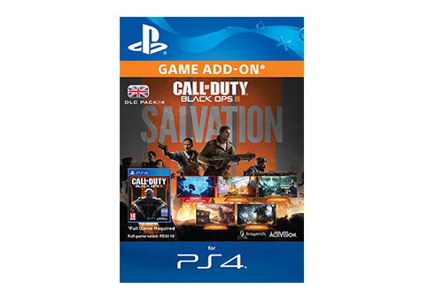 Call of Duty: Black Ops III - Salvation