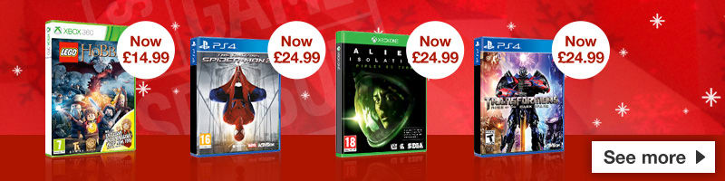 Up to 50% off game - as seen on tv