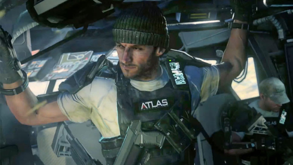 Call of Duty: Advanced Warfare Screenshot 01