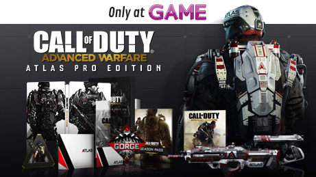 Call of Duty Advanced Warfare Atlas Pro Edition - Only at GAME