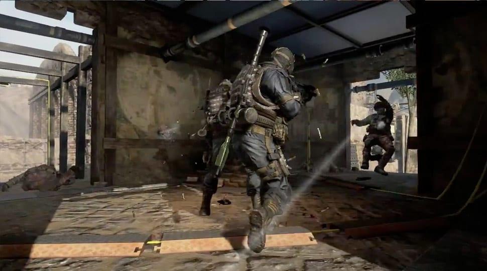 Call of Duty: Black Ops II Apocalyspe Screenshot 01