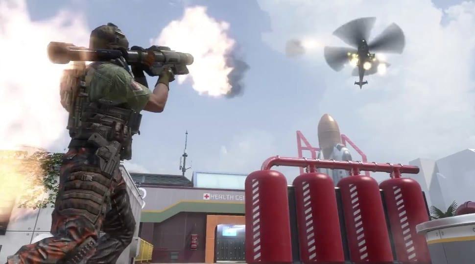 Call of Duty: Black Ops II Apocalyspe Screenshot 03