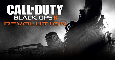 Call of Duty: Black Ops II - Revolution Map Pack
