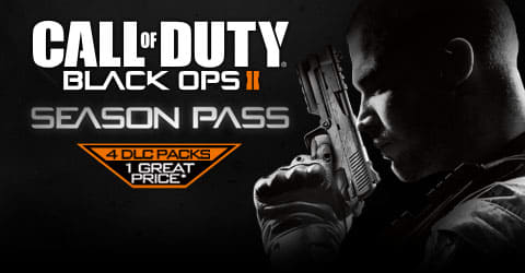 Call of Duty: Black Ops II - Season Pass