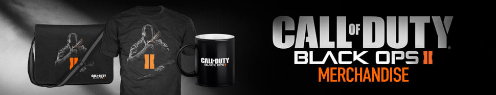Call of Duty: Black Ops II Merchandise