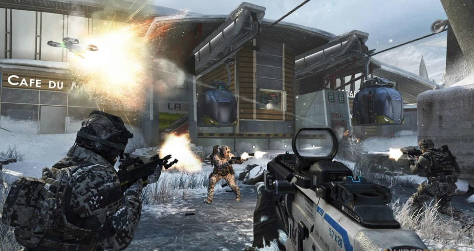 Call of Duty: Black Ops II Revolution Screenshot 02